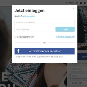 www lovoo de login Leverkusen