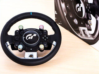 thrustmaster t gt im test may the force feedback be with. Black Bedroom Furniture Sets. Home Design Ideas