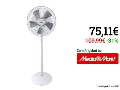 Wetter-Rabatt bei Media Markt: Bis zu 25 Prozent ...