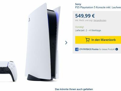 PS5 tersedia dari Mytoys.