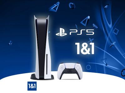 Beli PlayStation 5 di 1 & 1