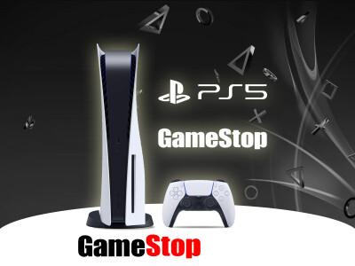 Beli PlayStation 5 dari GameStop
