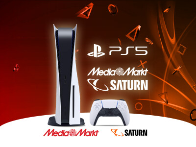 Beli PlayStation 5 dari Media Markt dan Saturn