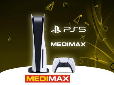 Beli PlayStation 5 dari Medimax