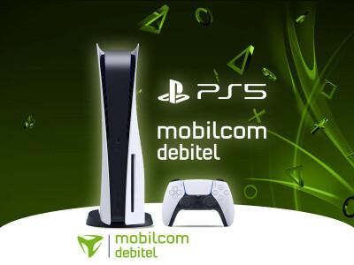 Beli PlayStation 5 dari Mobilcom Debitel