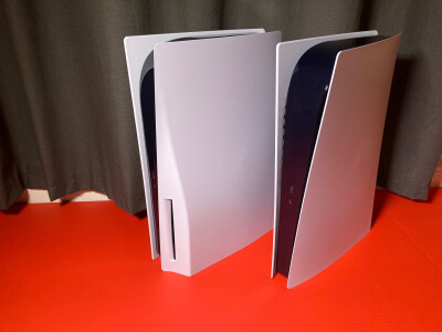Anda memiliki pilihan antara PS5 dan PS5 Digital Edition.