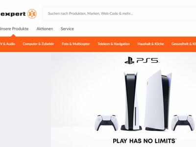Pakar juga menawarkan PS5.
