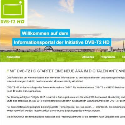 DVB-T2 HD mobil empfangen: TV-Sticks für Notebook, PC und
