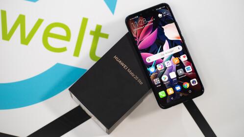 Huawei P8 Lite (2017): Update auf Android 8 0 Oreo verfügbar