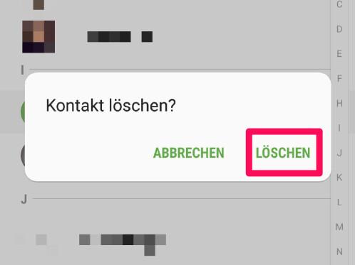 Whatsapp Kontakt Löschen So Einfach Gehts Netzwelt