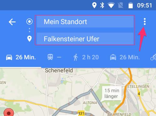 Google Maps: So fügt ihr eurer Route Zwischenstopps hinzu - NETZWELT