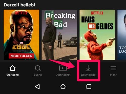Netflix Filme Offline Schauen