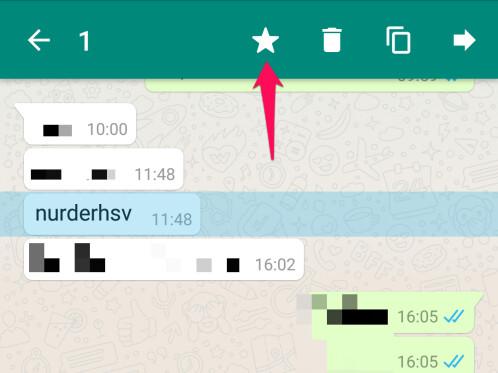 Whatsapp Nachrichten Speichern