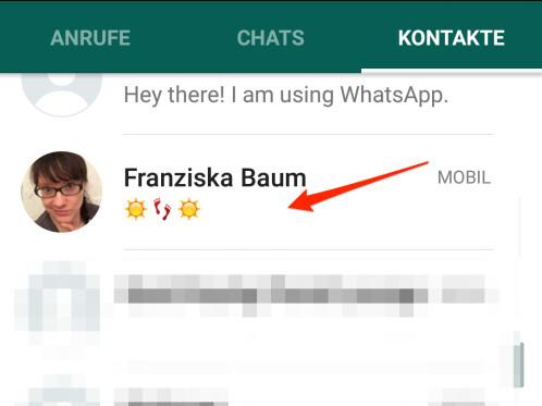 huge selection of 7fc28 0f9a9 whatsapp profilbild groß anzeigen
