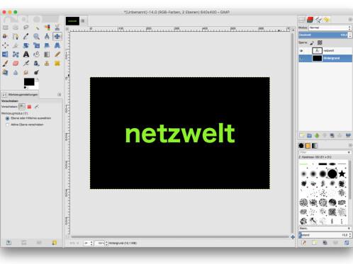 GIMP: So erstellt ihr animierte GIFs - NETZWELT