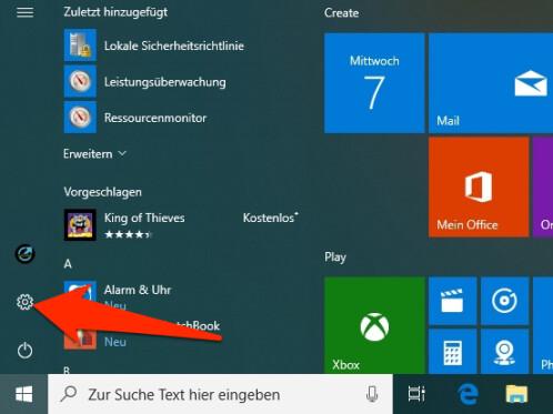 Windows 10 Startfenster öffnet Nicht