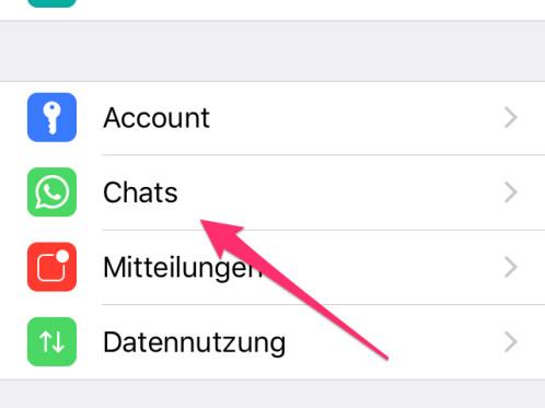 Whatsapp So Können Chats Archiviert Und Wiederherstellt Werden