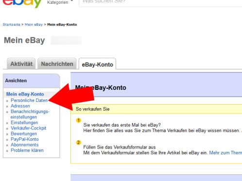 Ebay Konto SchlieГџen