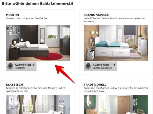ikea planungstools so entsteht euer virtuelles schlafzimmer netzwelt. Black Bedroom Furniture Sets. Home Design Ideas