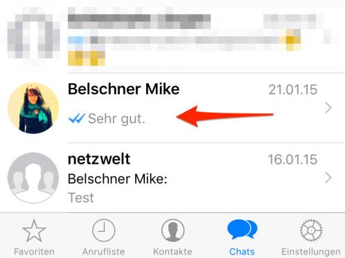 Whatsapp So Seht Ihr Die Profilbilder Eurer Freunde Netzwelt