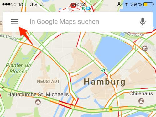 Google Standortfreigabe Aktivieren