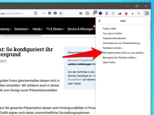 Mozilla Startet Nicht