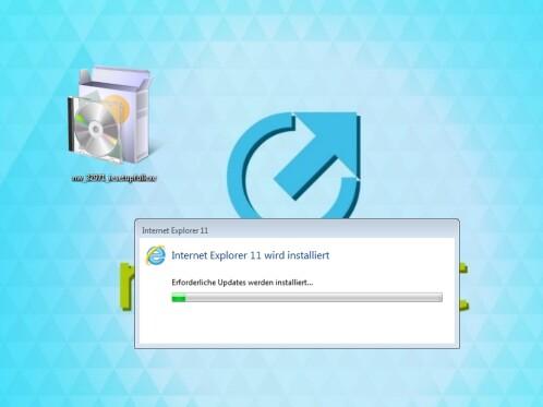 Windows 7 und Windows 10: Internet Explorer aktualisieren - So geht's