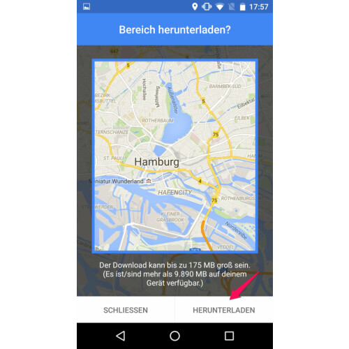 Google Maps: So nutzt ihr eure Karten offline - NETZWELT on