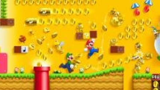 """Prinzessin Peach wurde mal wieder entführt. In """"New Super Mario Bros. 2"""" muss man das schrecklich blonde Blaublut aus den Fängen von Bowsers Handlangern befreien und unterwegs Münzen im Akkord einsammeln. (Bild: Nintendo)"""