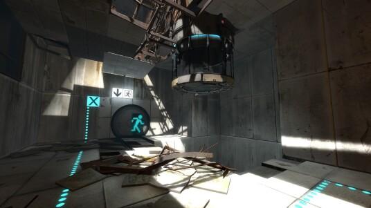 Eine der wohl besten Coop-Kampagnen ist die von Portal 2. Zusammen mit einem Freund müsst ihr als die beiden Testroboter P-Body und Atlas ordentlich Gehirnschmalz aufbringen, um die von GLaDOS gestellten Puzzlekammern zu überstehen. Wer das Ganze über Steam spielt wird auch nach dem Ende der Kampagne ordentlich Spaß zu zweit haben können, denn es gibt im Workshop Tausende von Fans erstellte Level zum Weiterrätseln.
