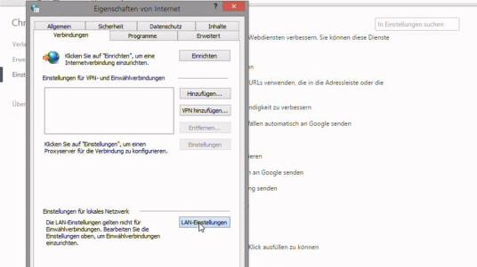 Anonym surfen: So richten Sie einen Proxyserver ein Thumbnail