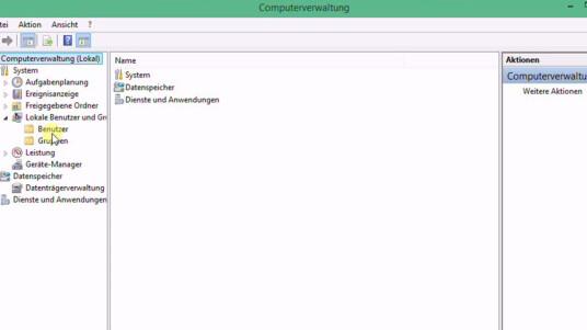 So geht's - In Windows 8 ohne Kennwort anmelden Thumbnail