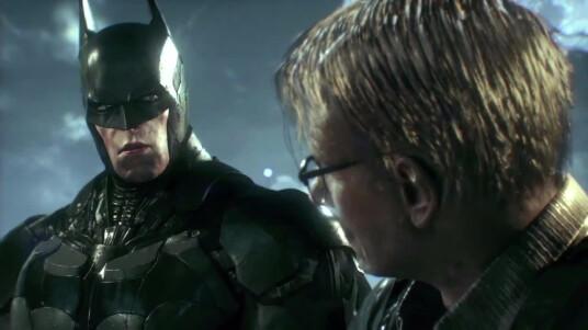Als Entschädigung für den verschobenen Release von Batman: Arkham Knight veröffentlichte Rocksteady Studios dieses Gameplay-Video. Der dunkle Ritter trifft in Arkham Knight auf eine ganze reihe Gegenspieler. Die Rolle des Super-Schurken geht dieses mal wieder an die Vogelscheuche Scarecrow, der laut Video kurz davor ist eine chemische Waffe in Gotham zu zünden. Als dunkler Ritter ist es an euch Scarecrow und seine Schergen aufzuhalten. Erstmals steht euch im Kampf auch ein fahrbares Batmobil zur Seite. Warner Bros Interactive hat den Release für PC, PS4 und Xbox 360 auf den 23. Juli 2015 verschoben.