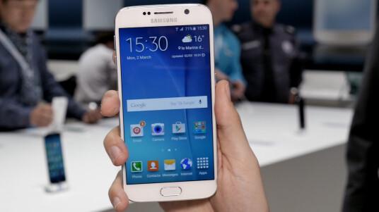 Was ist neue beim Galaxy S6 und welchen ersten Eindruck hinterlässt das Smartphone? Unser Kurztest vom MWC verrät es euch.
