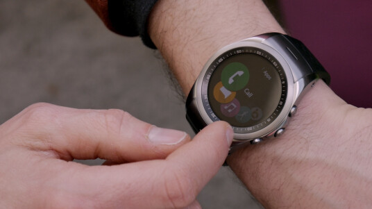Thumbnail LG Watch Urban