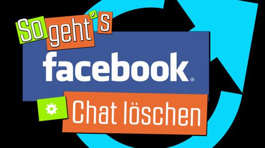 Ihr wollt alte persönliche Nachrichten in Facebook löschen? Kein Problem. Ihr müsst nur darauf achten, dass ihr den Chatverlauf auch gründlich löscht.