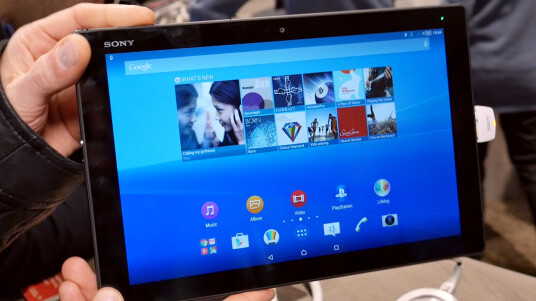 Wir haben uns das neue extrem leichte und flache Sony-Tablet im Hands-on mal genauer für euch angeschaut.
