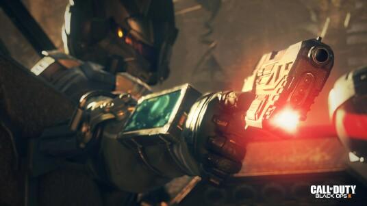 Black Ops 3 befindet sich seit drei Jahren bei Treyarch in der Entwicklung.