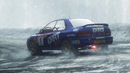 Dirt Rally - Gameplay-Trailer