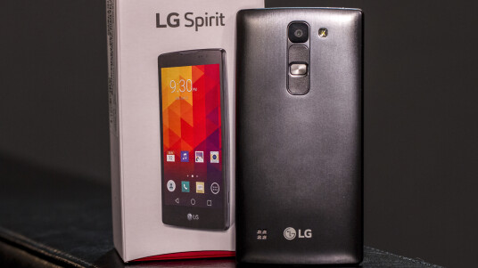 LGs neues Android-Smartphone