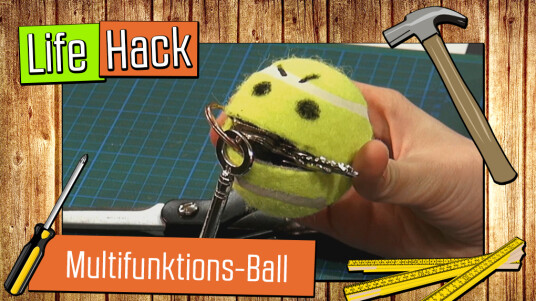 Live-Hack: Multifunktions-Ball