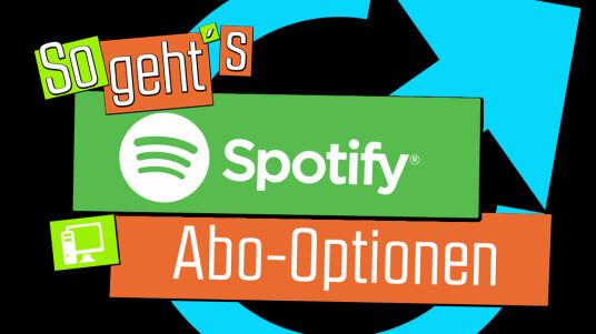 Bei Spotify gibt es nicht nur die Free-Variante, sondern auch verschiedene Bezahlmodelle. Sarah erklärt euch für wen die einzelnen Angebote interessant sind und was sie kosten.