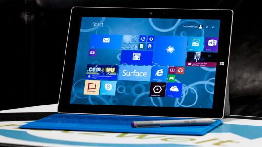 Thumbnail Surface 3