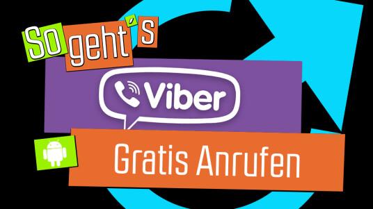 Das wohl wichtigste Feature von Viber ist die Internettelefonie. Welche Funktionen du während eines Anrufes hast und wie der Videochat funktioniert, zeigt dir Una.