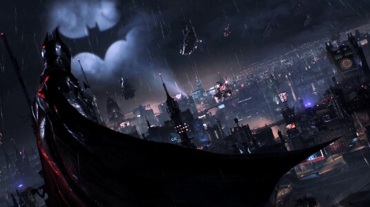 Batman Arkham Knight: Launch-Trailer