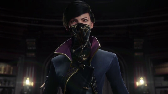 Dishonored 2 E3 2015 Ankündigungs-Trailer