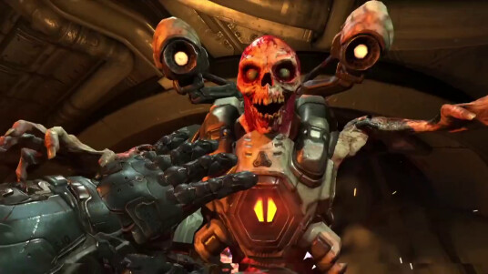 DOOM: E3 2015 Gameplay-Trailer