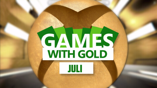 Games with Gold: Juli