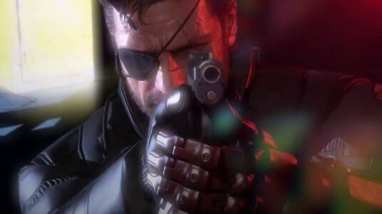 Metal gear Solid V The Phantom Pain: E3 Trailer
