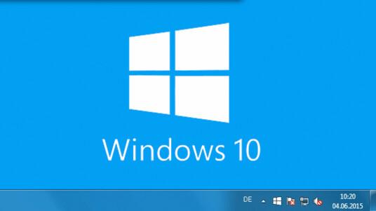 So geht's: Windows 10 Icon entfernen